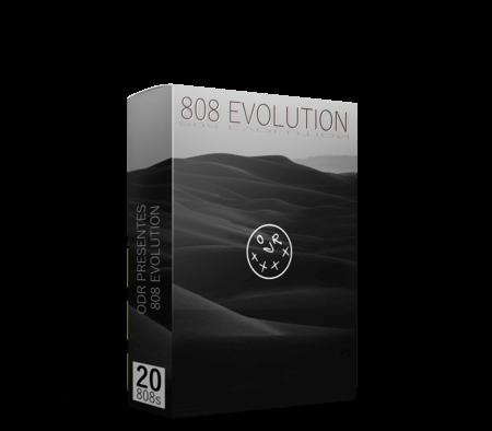 ODR MUSIC Link Pellow x lilknockstar 808 Evolution (808 Kit)
