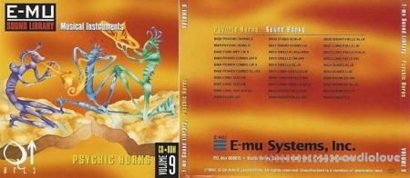 E-MU Classic Series Vol.9 Psychic Horns
