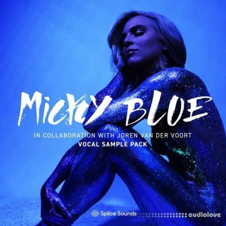 Splice Sounds Micky Blue Vocal Sample Pack