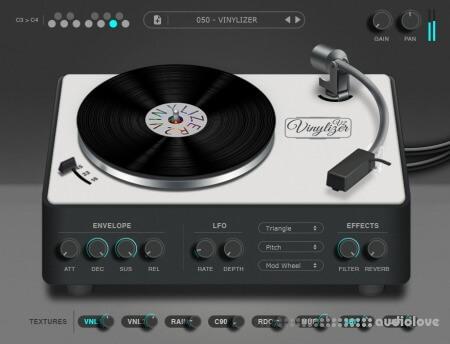 Thenatan Vinylizer