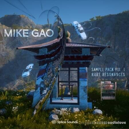 Splice Sounds Mike Gao Rare Resonances Sample Pack