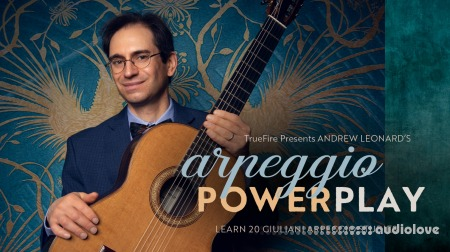 Truefire Andrew Leonard Arpeggio Power Play
