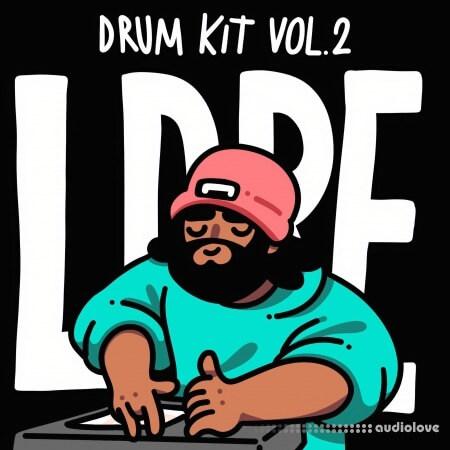 Prod. By L.Dre Drum Kit Vol.2 WAV