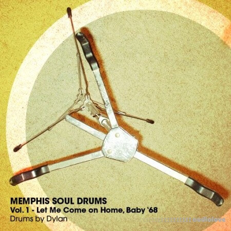 Dylan Wissing Memphis Soul Drums Vol.1 Let Me Come On Home Baby 68