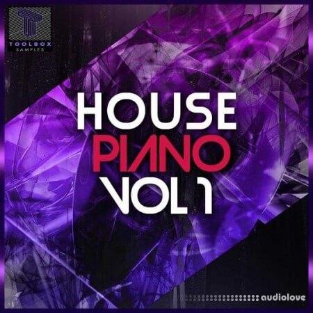 Toolbox Samples House Piano Vol.1