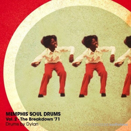 Dylan Wissing Memphis Soul Drums Vol.2 The Breakdown 71