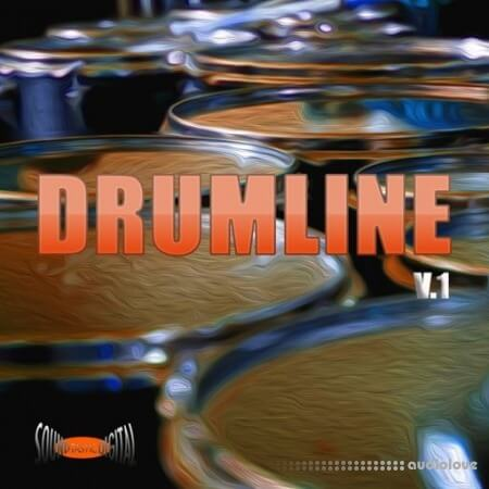 SoundTastic Digital DRUMLINE V.1