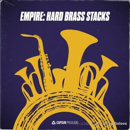Capsun ProAudio Empire Hard Brass Stacks