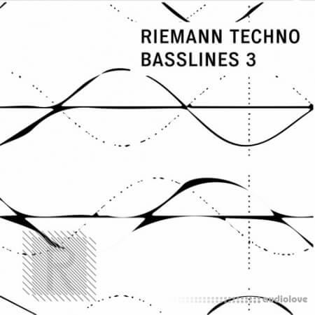 Riemann Kollektion Riemann Techno Basslines 3 WAV