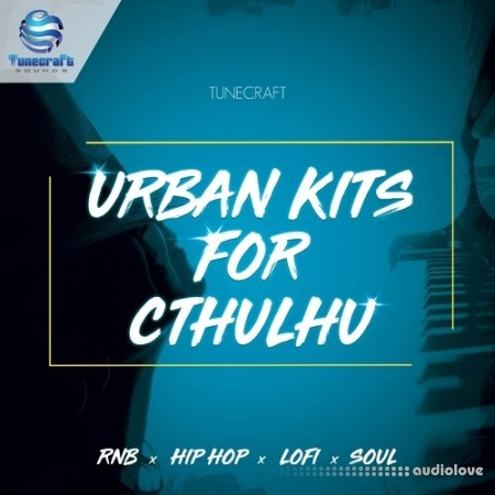 Tunecraft Sounds Urban Kits for Cthulhu