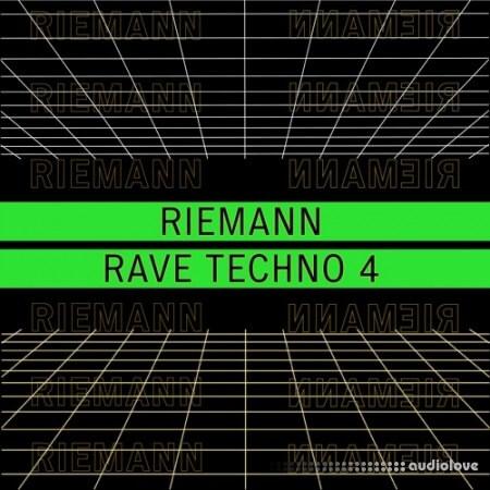 Riemann Kollektion Riemann Rave Techno 4 WAV