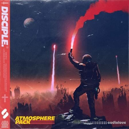 Disciple Samples Virtual Riot Atmosphere Pack