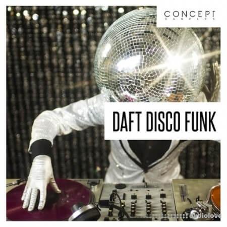 Concept Samples Daft Disco Funk