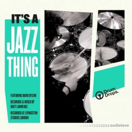 DrumDrops Its A Jazz Thing Loops Pack