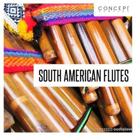 Concept Samples South American Flutes WAV