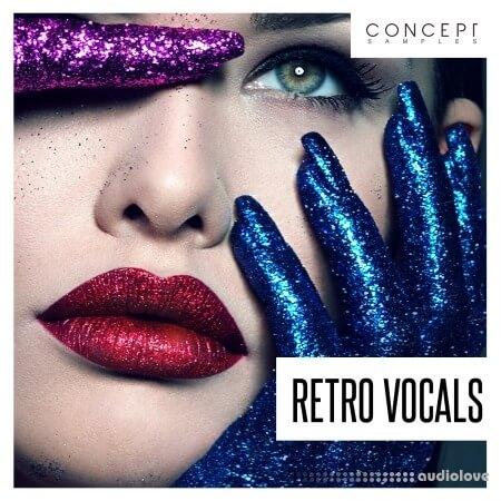 Concept Samples Retro Vocals