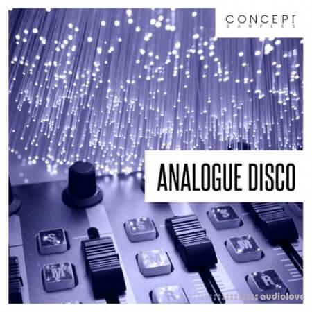 Concept Samples Analogue Disco