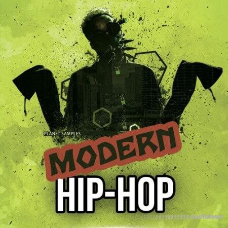 Planet Samples Modern Hip Hop WAV MiDi Synth Presets