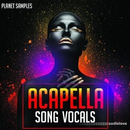 Planet Samples Acapella Song Vocals WAV MiDi