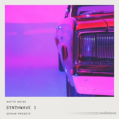 GOGOi Synthwave 1 Synth Presets