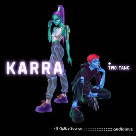 Splice Sounds KARRA Presents Two Fang Vocal Pack