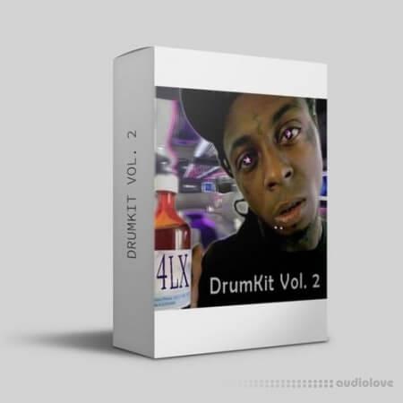 4LX Drum Kit Vol.2 WAV