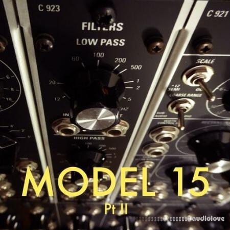 Will Plowman Model 15 Pt II