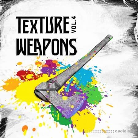 RARE Percussion Texture Weapons Vol.4 WAV