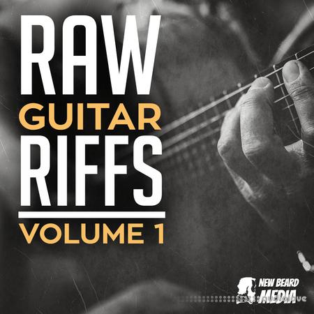 New Beard Media Raw Guitar Riffs Vol.1 WAV