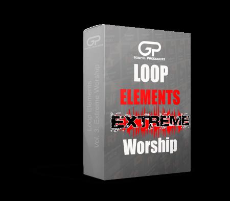 Gospel Producers Loop Elements Vol.3 Extreme Worship AiFF Logic