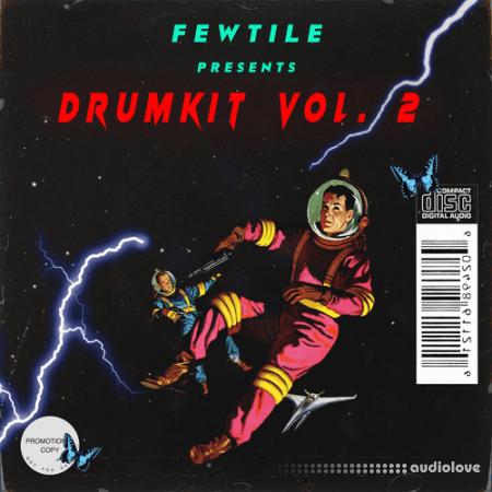 Fewtile Beats Fewtile Drum Kit Vol.2