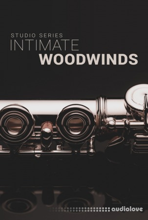 8Dio Intimate Studio Woodwinds