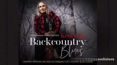 Truefire Greg Martin Kentucky Backcountry Blues TUTORiAL