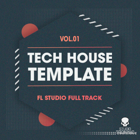 Studio Tronnic Tech House Template Vol.01