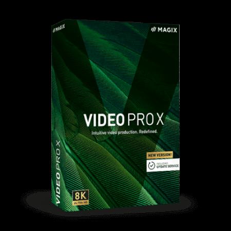 MAGIX Video Pro X12 v18.0.1.89 WiN