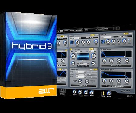AIR Music Technology Hybrid 3 v3.0.7 R2 WiN