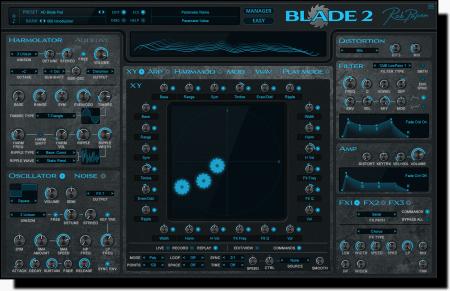 Rob Papen Blade2 v1.0.0 WiN