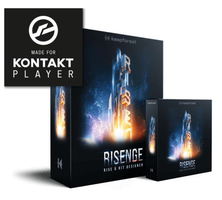 KeepForest Risenge Pro and Core Versions (Player Edition) KONTAKT WAV