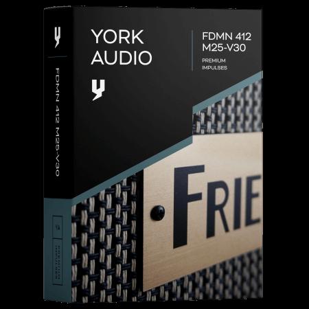 York Audio FDMN 412 M25-V30