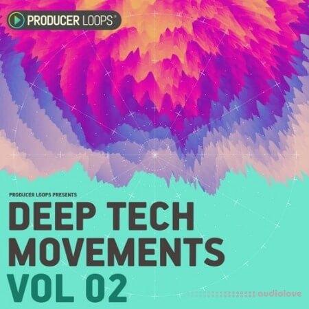 Producer Loops Deep Tech Movements Vol.2