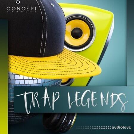 Concept Samples Trap Legends