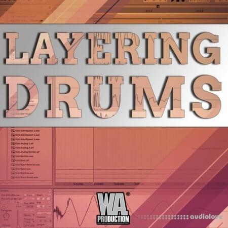 WA Production Layering Drums