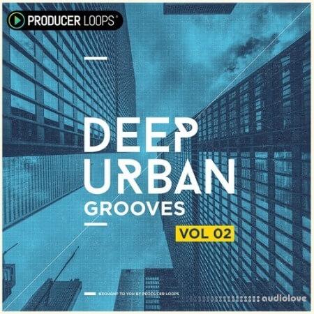 Producer Loops Deep Urban Grooves Vol.2