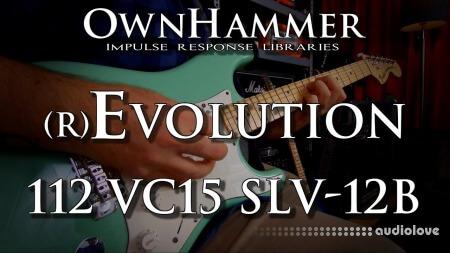 OwnHammer Impulse Response Libraries 112 VC15 SLV-12B