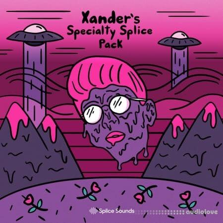 Splice Sounds Xanders Specialty Splice Sounds Pack WAV