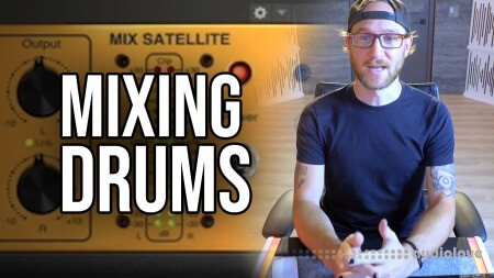 MyMixLab Mixing Drums with Scott Banks