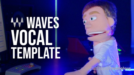 MyMixLab Waves Vocal Template with Reid Stefan