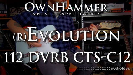 OwnHammer Impulse Response Libraries 112 DVRB CTS-C12