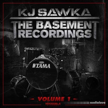 Impossible Records KJ Sawka The Basement Recordings Vol.1