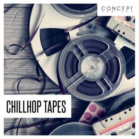 Concept Samples Chillhop Tapes